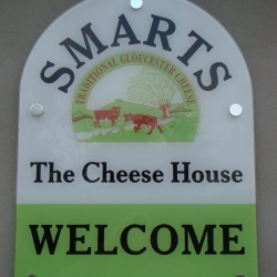 Smarts Traditional Gloucester Cheese