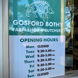 Gosford Farm Shop