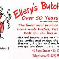 Ellerys Butchers Ltd