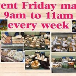 Newent Friday Market