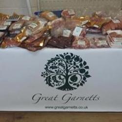Great Garnetts far and Farmers Market