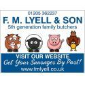 F M Lyell & Son