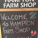 Hampton Farm Shop