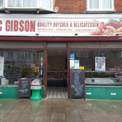 Vic Gibson Family Butcher