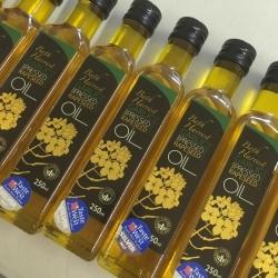 Bath Harvest Rapeseed Oils