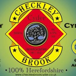 Checkley Brook Cyder