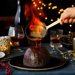 McLaren's Christmas Pudding
