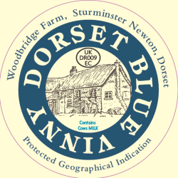 Dorset Blue Vinny Cheese Co.