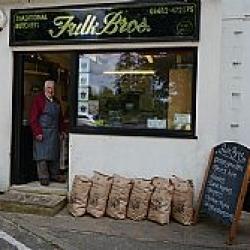 Fulk Bros Butchers Pirbright