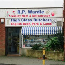 R P Wardle