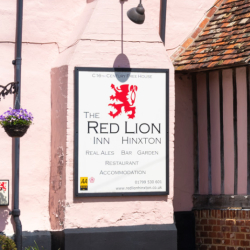 The Red Lion Hinxton