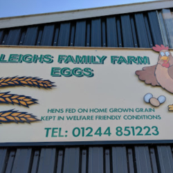 Leighs Family Farm Eggs (FG Leigh & Son)