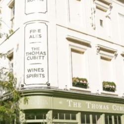The Thomas Cubitt Pub Belgravia