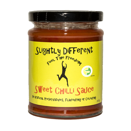 Sweet Chilli Sauce Low FODMAP cerified & Vegan approved