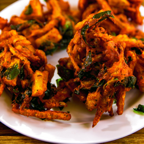 Sampler Pack - Pukka Pakora Mix - Just Add Vegetables - 100% Authentic Taste!