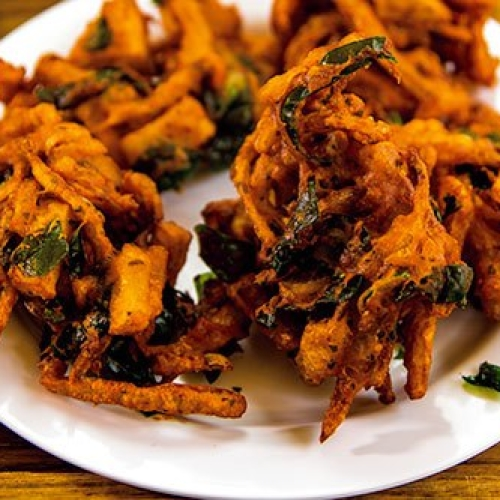Pukka Pakora Mix - Just Add Vegetables!