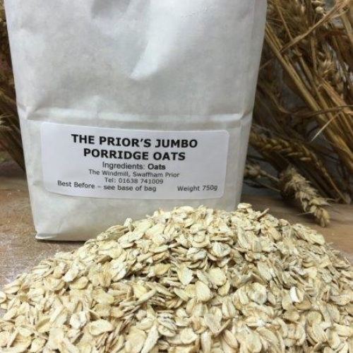 The Prior's Jumbo Oats 750g