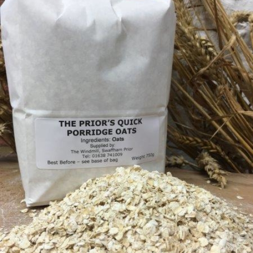 The Prior's Quick Porridge Oats 750g