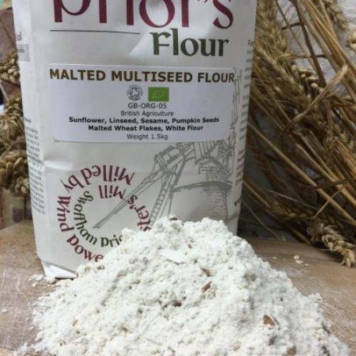 The Prior's Malted Multiseed Flour 1.5kg