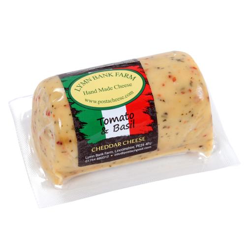 Tomato & Basil Cheese