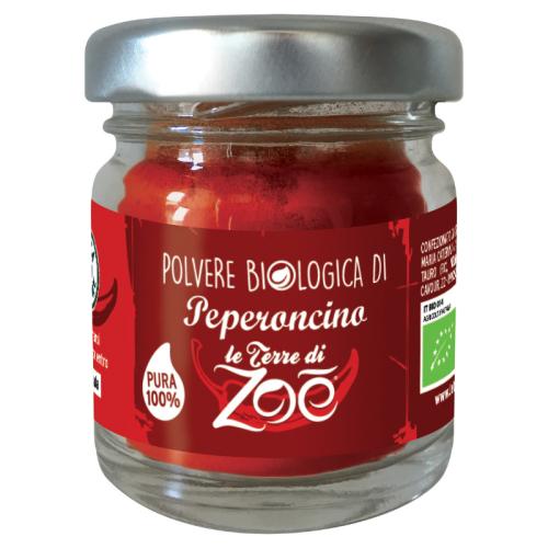 Organic Chilli Powder 15gr