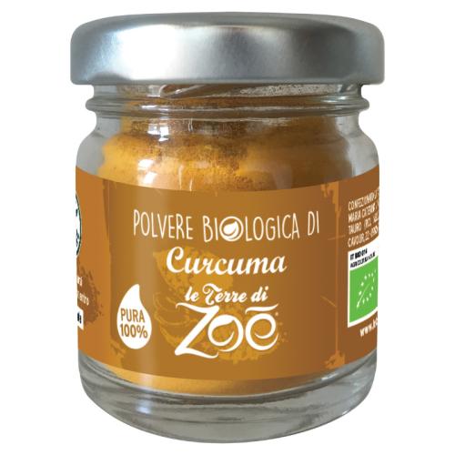 Organic Turmeric Powder 15gr