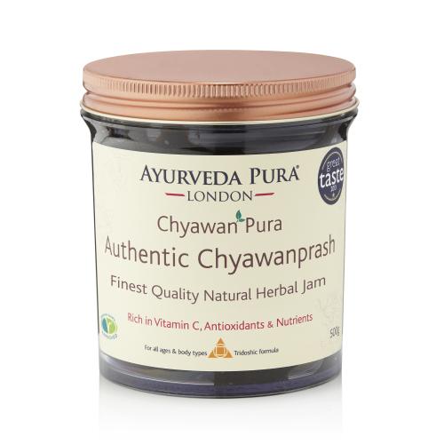 Chyawanprash - Authentic Ayurvedic Fruit & Herb Jam - 500g