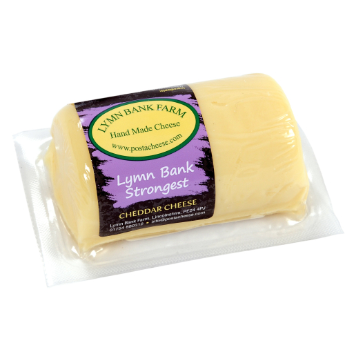 Lymn Bank Strongest Cheese
