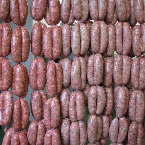 Glam Rock Sausages