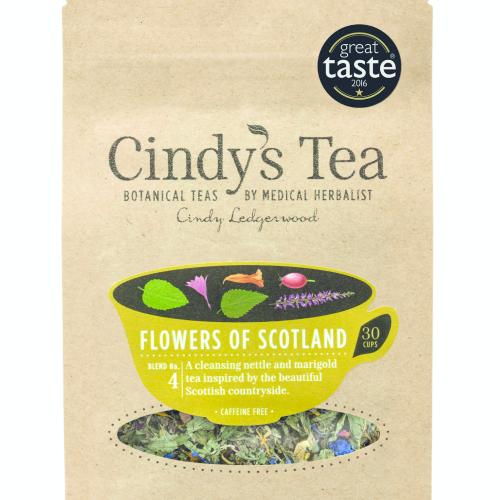 Flowers of Scotland Herbal Tea - Meditation Tea