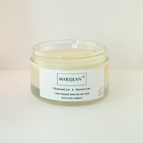 Avocado Hand And Nail Chamomile Geranium Balm With Extra Vitamin E £28.00