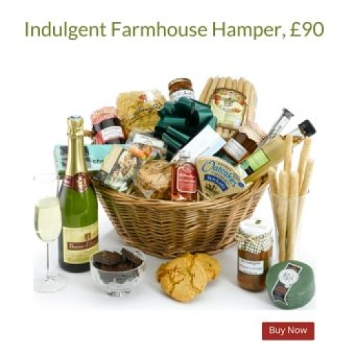 Indulgent Farmhouse Hamper
