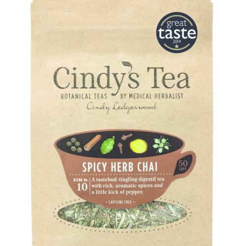 Herbal Chai Herbal Tea (caffeine free)