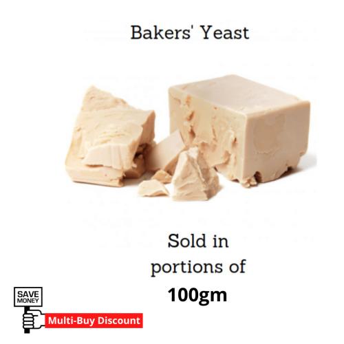 Fresh Yeast (v) (multi-buy)