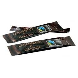 Freeze Dried Decafeinated Coffee Sticks