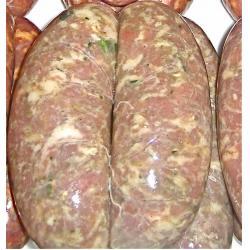 Gluten Free Genovese Sausages