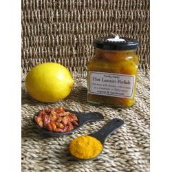 Hot Lemon Relish