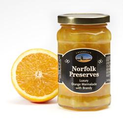 Luxury Orange Marmalade with Brandy