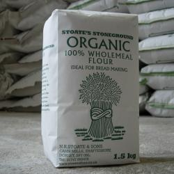 Organic Strong 100% Wholemeal 1.5kg