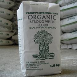 Organic Strong White Flour 1.5kg