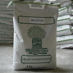 Organic Maltstar Flour 8kg