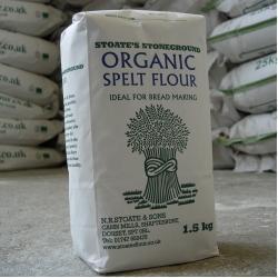 Organic Spelt Flour 1.5kg