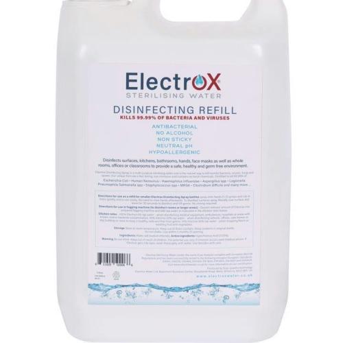 Electrox 5L bulk