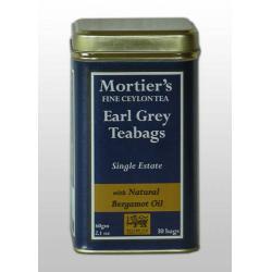 Natural Earl Grey Tea bags