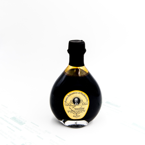 Organic italian Aceto Balsamico di Modena – for cheese, strawberries and special dishes
