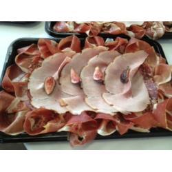 Italian Deli Meat Platter