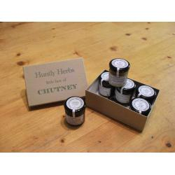 Huntly Herbs Little Box of Chutney