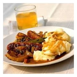 Cornish Orchard Apple Sausage
