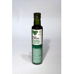 Organic Cold Pressed Pumpkin Seed Oil