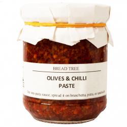 OLIVES & CHILLI PASTE
